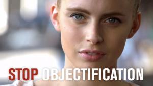 stop objectification of women